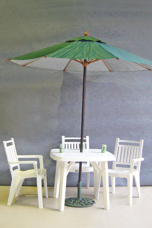 休閒傘椅組