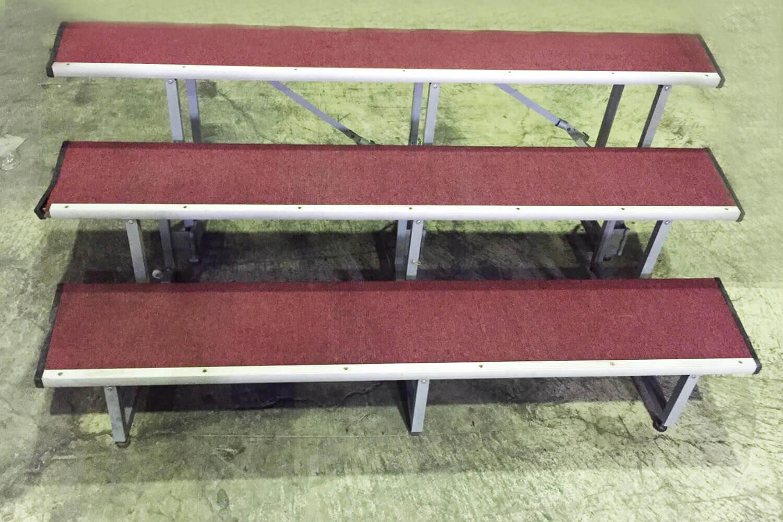 合唱團階梯台