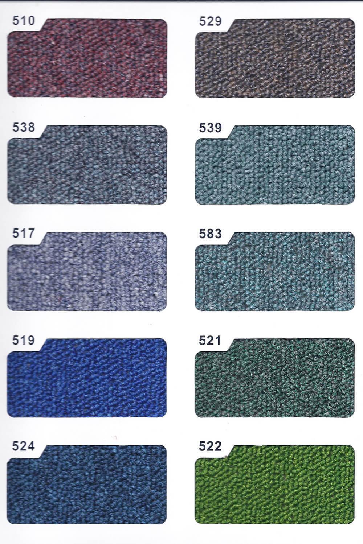 圈毛地毯(樣本二)