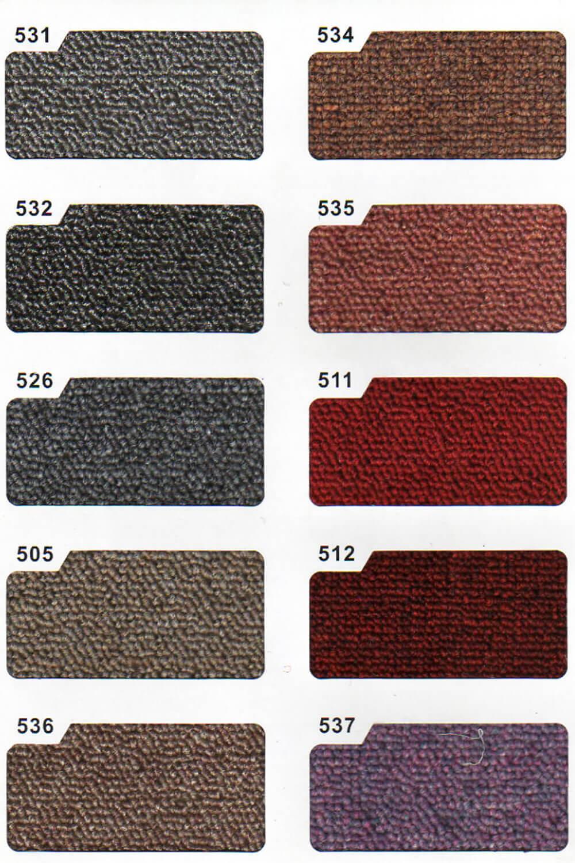 圈毛地毯(樣本一)