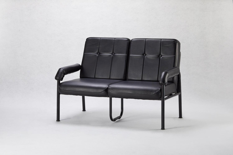 雙人鋼管沙發