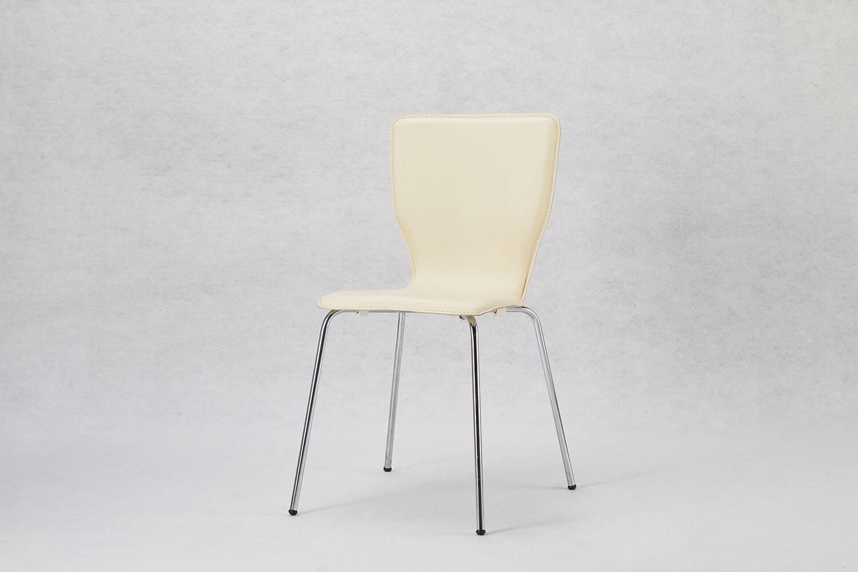 仙貝椅(米白)