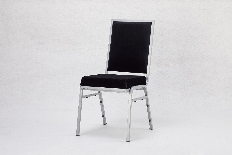 貴賓椅(黑色絨布)