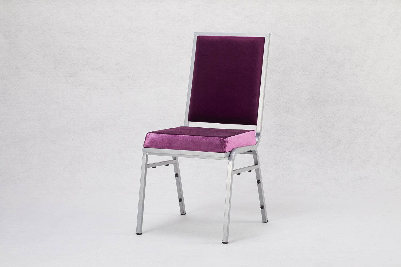 貴賓椅(紫色絨布)