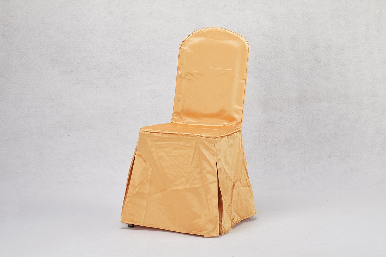 皇冠椅椅套(黃)