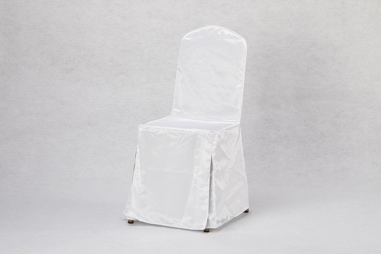 皇冠椅椅套(白)