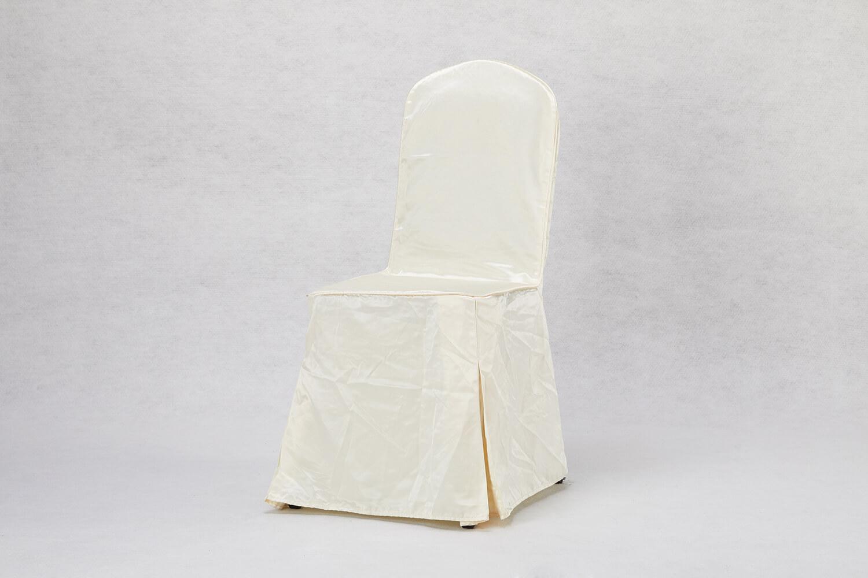 皇冠椅椅套(米白)