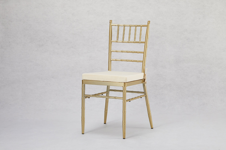 竹節椅(含椅墊)