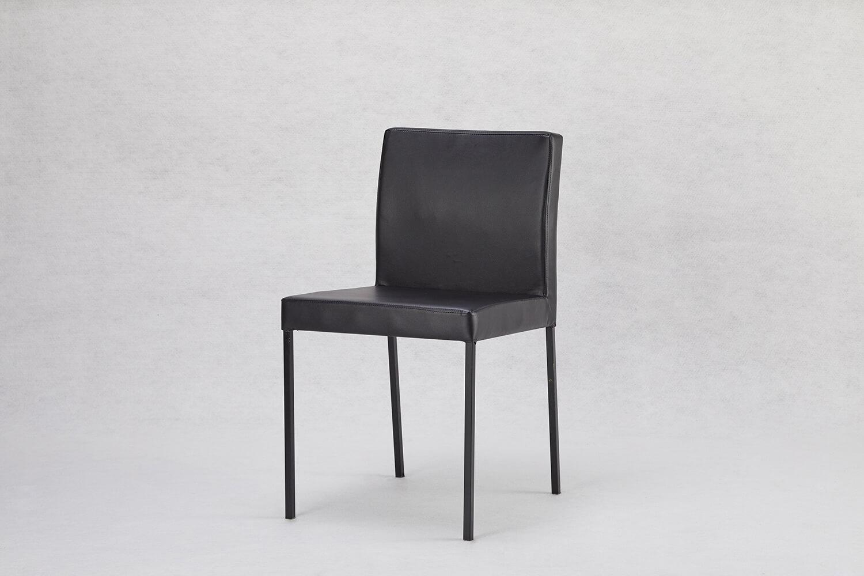 現代椅(黑)