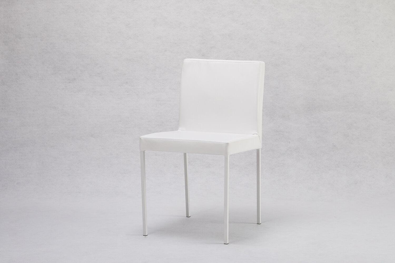 現代椅(白)