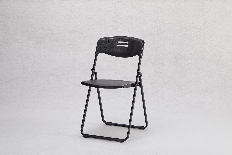 摺疊椅(黑色)