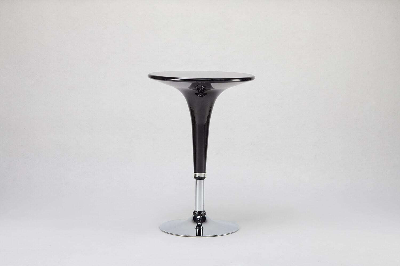 可調式高吧桌(黑/白 )