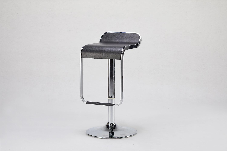 方形高吧椅(黑)