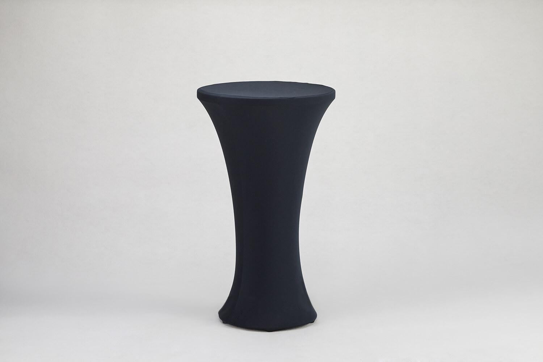 高吧桌彈性桌巾(黑)