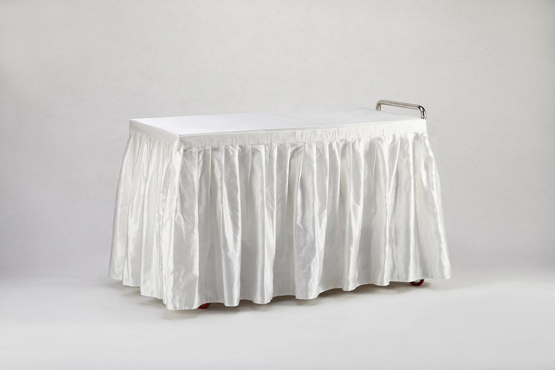 雙層餐車(含桌巾)