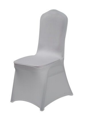 皇冠椅彈性布套(黑/白)
