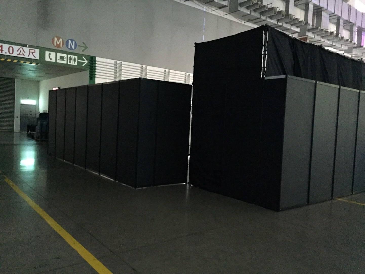 隔板(黑色)